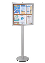 Floor Standing Notice Boards