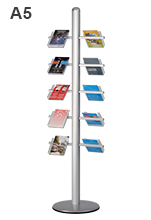Freestanding Brochure Holder
