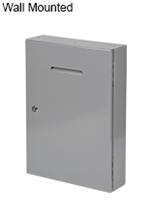 Steel Suggestion Box with Lock