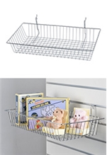 Slat Board Baskets