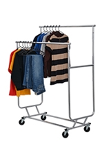 Commercial Retail Clothes Rack