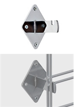 Grid Wall Mount Bracket