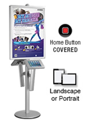 Tablet Kiosk - Double Sided