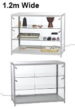 Retail Glass Cabinets