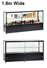 Glass Countertop Display Case