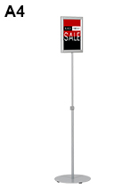 A4 Sign Stand