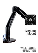 Monitor Swing Arm Desk Mount