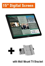Digital Signage Wall Mount