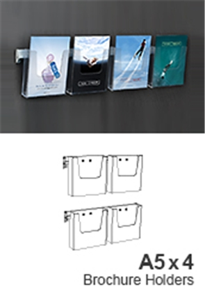 Wall Brochure Display