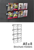 Hanging Magazine Rack