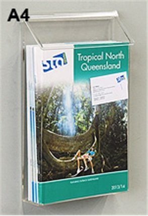 Premium Outdoor A4 Brochure Holder