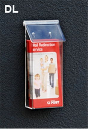 The outdoor brochure holders are available to buy online now - Outdoor brochure holders for exterior use ...