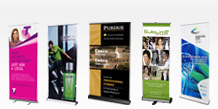 Pull Up Banners Single Sided