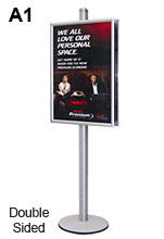 A1 Banner Exhibition Stands