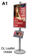 Exhibition Brochure Stand
