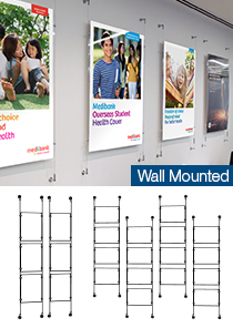 Window Displays Advertising For Storefronts 166 Slimline
