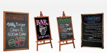 Restaurant Chalk Boards