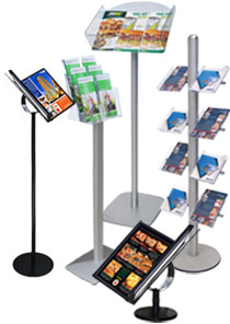 Floor Leaflet Dispensers ¦ Slimline Warehouse