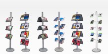 Sages Brochure Stands
