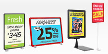 Price & Ticketing Displays