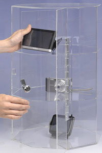 Acrylic Countertop Display Cases