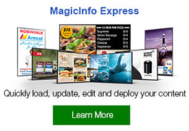Magic Info Software Information