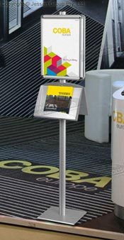 Brochure Display Stands