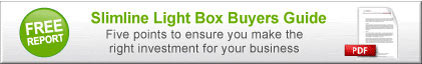 Slimline Light Box Buyers Guide