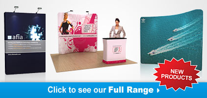 Exhibition Stands & Trade Show Displays