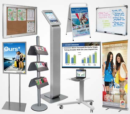 Retail Display and POS Products