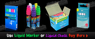 See More Liquid Markers
