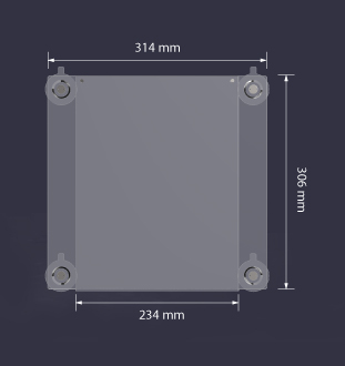Acrylic Sign Dimensions