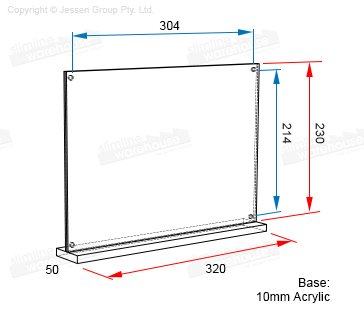 Display Dimensions