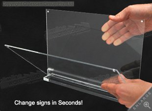Acrylic Retail Displays