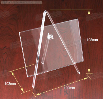 Dimensions of Plastic Easels