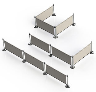 Barriers Configuration