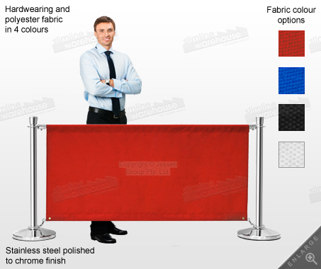Outdoor Barrier