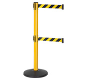 Retractable Safety Barrier