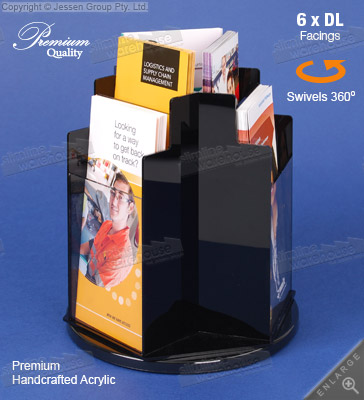 Desktop Brochure Display Stands