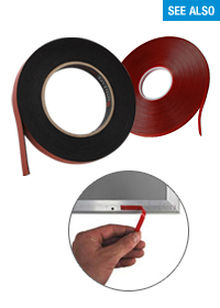 Double Sided Tape - Used for mounting Clip Frames