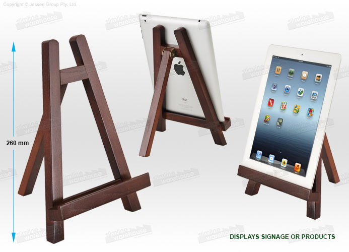 A Book Easel Has A Rich Mahogany Finish To Look Great In Any Setting New Book Display Stand Australia