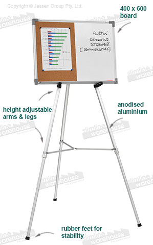 White Board Easels