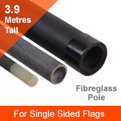 Event Banner Flagpoles