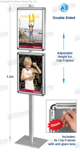 Ad Stands
