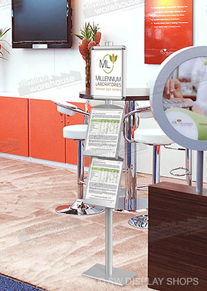 Exhibition Brochure Stands