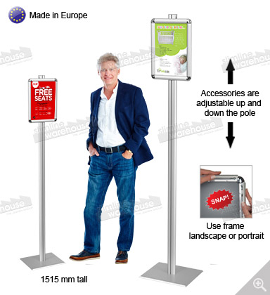 Advertising Stand