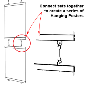 Connect Posters Together for Larger Displays!