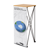 Foldable Podium
