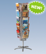 Revolving Catalogue Stand