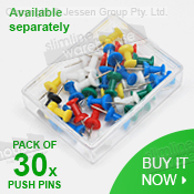 Purchase Push-Pins!